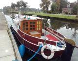 Dekschuit Platbodem, Bateau à moteur Dekschuit Platbodem à vendre par Friesland Boten