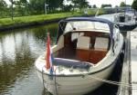 Nidelv 24 Classic Polyester Spitsgatter, Motorjacht Nidelv 24 Classic Polyester Spitsgatter te koop bij Friesland Boten