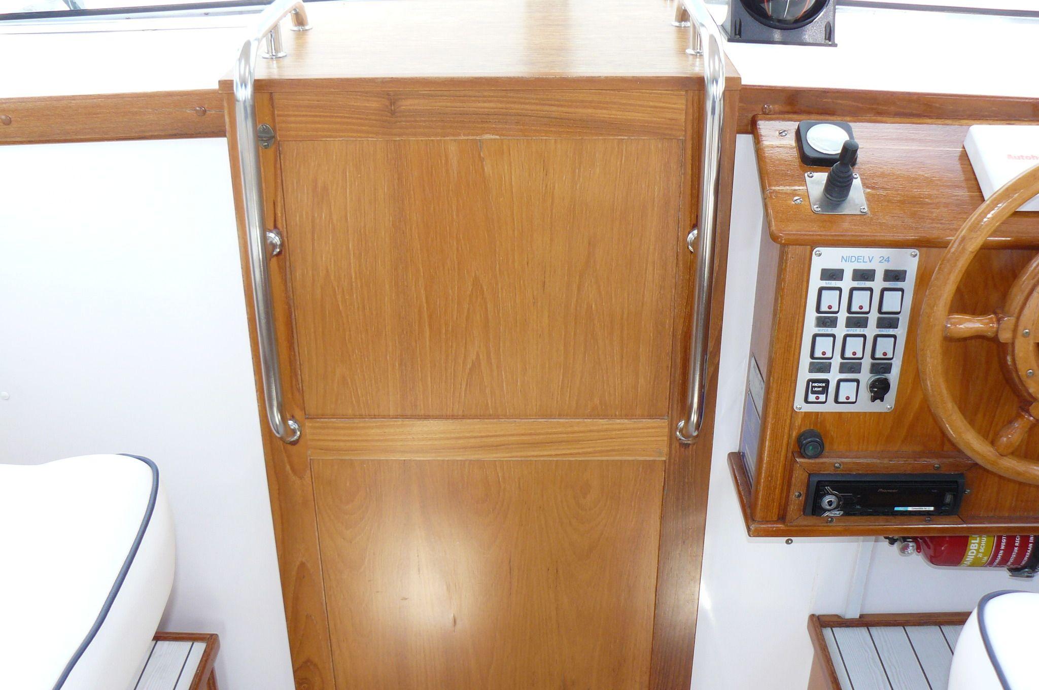 Nidelv 24 Classic Polyester Spitsgatter