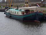 Steilsteven 1927, Wohnboot Steilsteven 1927 Zu verkaufen durch Friesland Boten