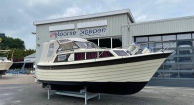 Biam 800, Motorjacht for sale by Noorse Sloepen