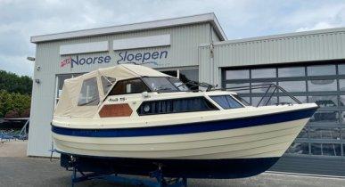 Fevik 715, Motorjacht for sale by Noorse Sloepen
