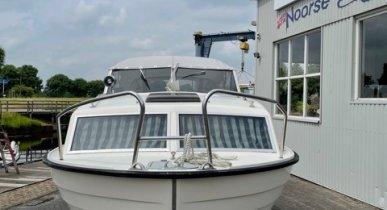 Nidelv 24 Classic, Motorjacht for sale by Noorse Sloepen