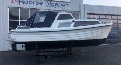 Sandvik 25, Motorjacht for sale by Noorse Sloepen
