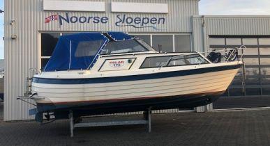 Polar 770 OK, Motorjacht for sale by Noorse Sloepen