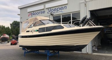 Joda ( BEMIDDELING ) 7500, Motorjacht for sale by Noorse Sloepen