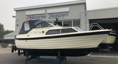 Scand 25 Classic, Motorjacht for sale by Noorse Sloepen