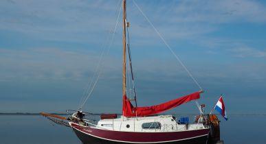 Kimkieler ( Bemiddeling ) Zeilboot Platbodem, Plat- en rondbodem, ex-beroeps zeilend for sale by Noorse Sloepen