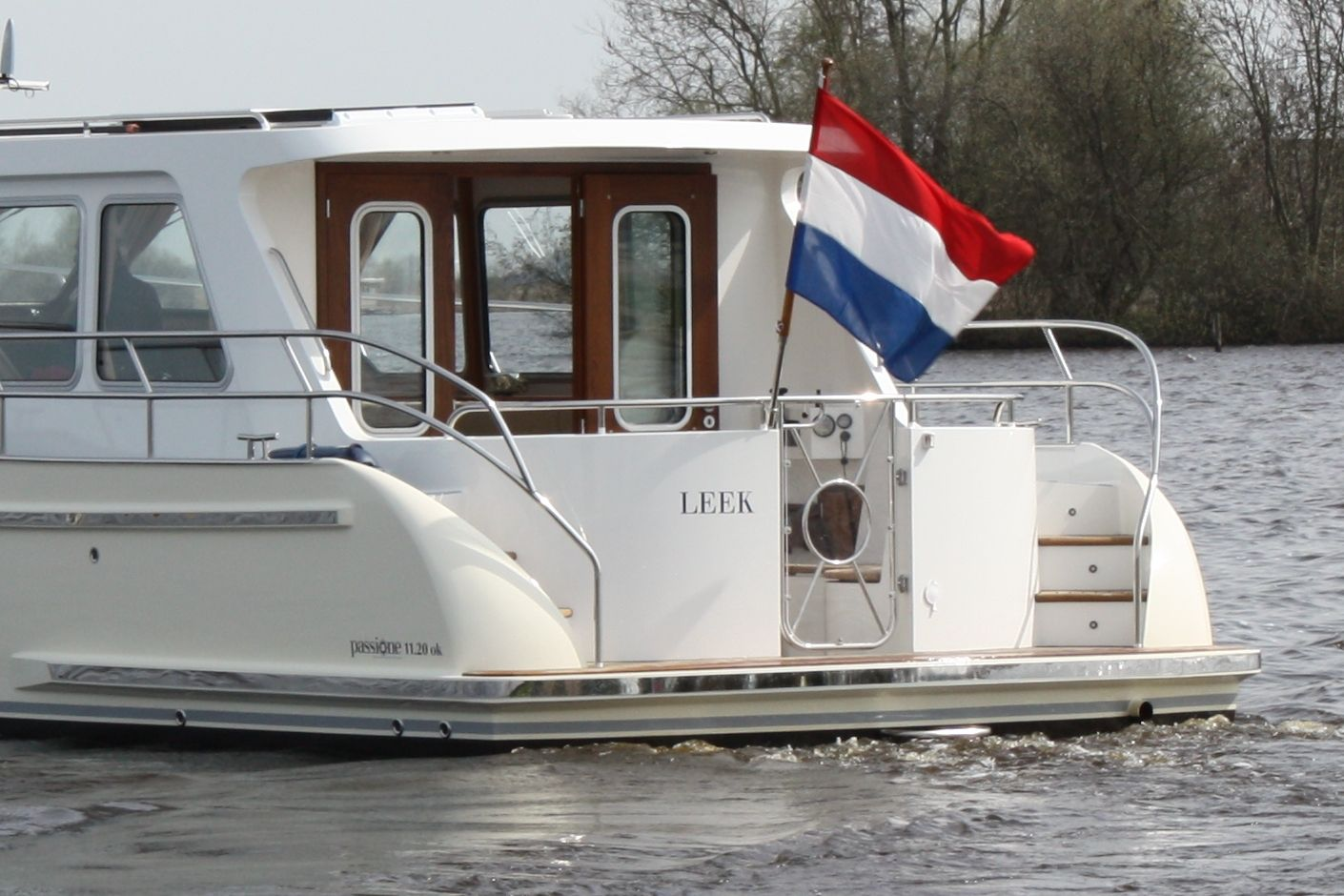 Super Lauwersmeer 1120 Passione 11.20 Ok