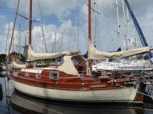 Colin Archer 10.50, Klassiek scherp jacht Colin Archer 10.50 te koop bij Zuiderzee Jachtmakelaars