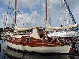 Colin Archer 10.50, Klassiek scherp jacht  for sale by Zuiderzee Jachtmakelaars