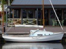 Drascombe Drifter 22, Klassiek scherp jacht Drascombe Drifter 22 te koop bij Zuiderzee Jachtmakelaars