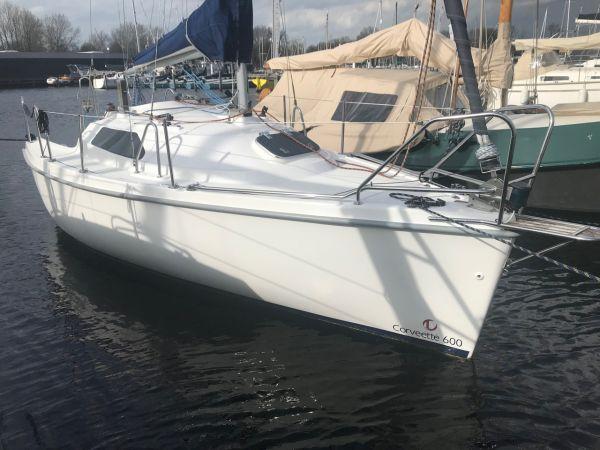Corveette 600, Zeiljacht  for sale by Zuiderzee Jachtmakelaars