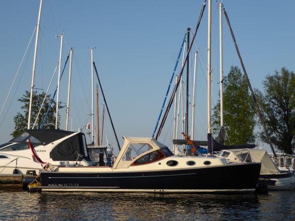 Da Vinci 29, Motorjacht  for sale by Zuiderzee Jachtmakelaars