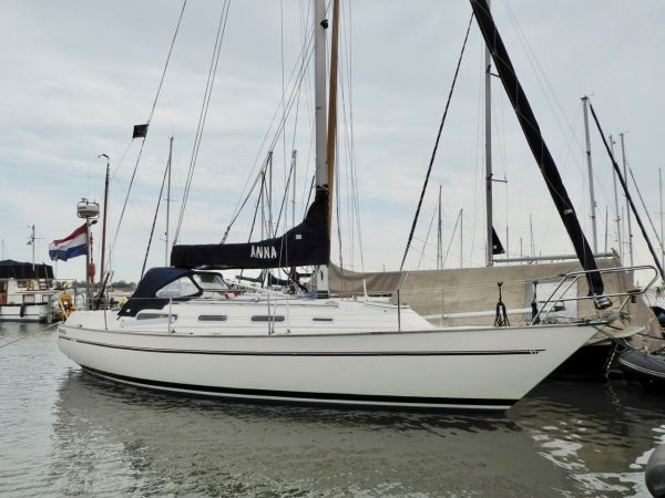 Sadler 34, Zeiljacht  for sale by Zuiderzee Jachtmakelaars
