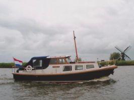 Valkvlet 10.00 Open Kuip, Motorjacht  for sale by Zuiderzee Jachtmakelaars