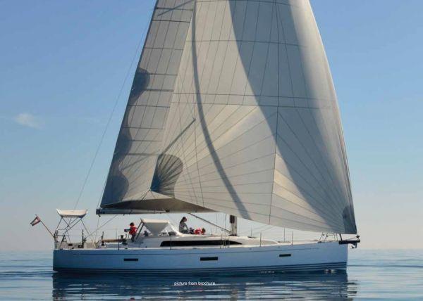 X-Yachts XP 44, Segelyacht  for sale by Zuiderzee Jachtmakelaars