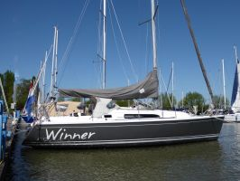 Winner 10.10, Zeiljacht  for sale by Zuiderzee Jachtmakelaars