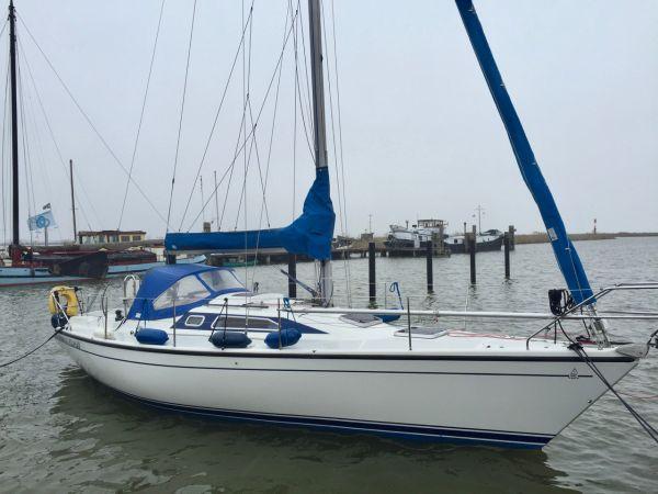 Dehler 34 Top Classic, Sailing Yacht  for sale by Zuiderzee Jachtmakelaars