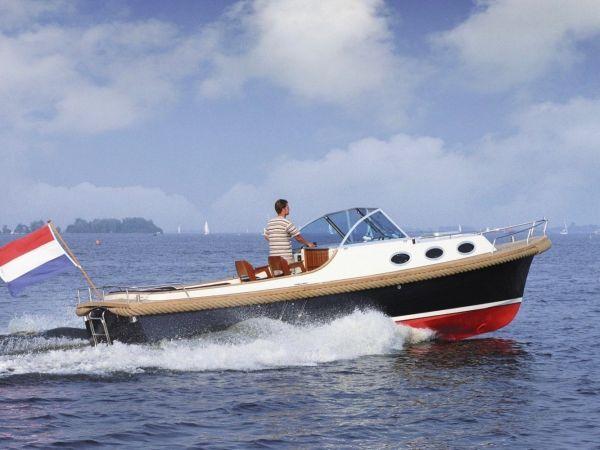 Maril 890 Classic, Motor Yacht  for sale by Zuiderzee Jachtmakelaars