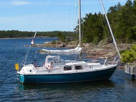 Westerly Chieftain, Zeiljacht  for sale by Zuiderzee Jachtmakelaars