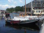 Zeeschouw Tadorna, Plat- en rondbodem, ex-beroeps zeilend Zeeschouw Tadorna for sale by Zuiderzee Jachtmakelaars