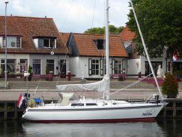 Catalina 36 Wingkeel, Zeiljacht  for sale by Zuiderzee Jachtmakelaars