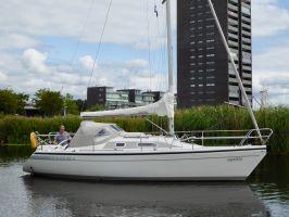 Dehler 28, Zeiljacht  for sale by Zuiderzee Jachtmakelaars