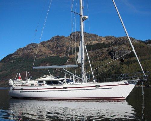 Regina Af Vindo 43, Zeiljacht Regina Af Vindo 43 te koop bij Zuiderzee Jachtmakelaars