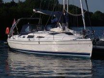 Hunter 33, Zeiljacht Hunter 33 te koop bij Zuiderzee Jachtmakelaars