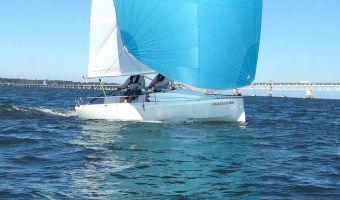 Barca a vela aperta Fareast 18r in vendita