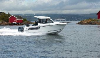 Motoryacht Jeanneau Merry Fisher 605 zu verkaufen