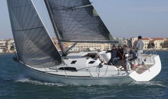 Barca a vela Comar Comet 35s in vendita