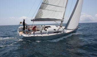 Barca a vela Comar Comet 38s in vendita