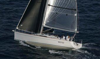 Sejl Yacht Comar Comet 41s til salg