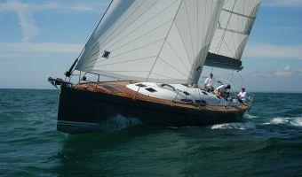 Sejl Yacht Comar Comet 45s til salg