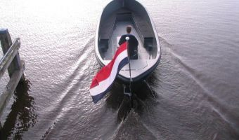 Тендер Escape 750 Lounge Outboard Rsq для продажи