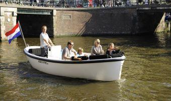 Тендер Escape 600 Lounge Outboard Rsq для продажи
