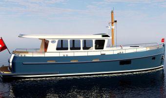 Motor Yacht Steeler Explorer 50 til salg