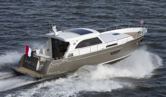 Motorjacht Steeler Ng 43 Offshore eladó