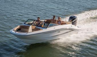 Bateau à moteur open Sea Ray 21 Spx Ob à vendre