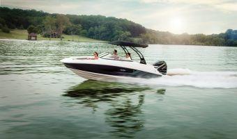 Bateau à moteur open Sea Ray 220 Sundeck Ob à vendre