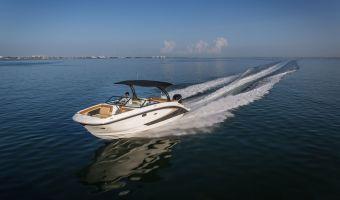 Bateau à moteur open Sea Ray 270 Sundeck Ob à vendre