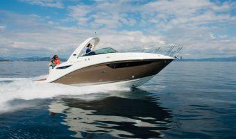 Bateau à moteur open Sea Ray 265 Sundancer à vendre