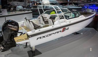Speedbåd og sport cruiser  Axopar 24 Open til salg