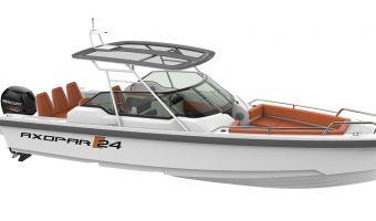 Speedbåd og sport cruiser  Axopar 24 T-top til salg