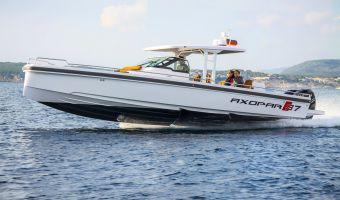 Speedbåd og sport cruiser  Axopar 37 T-top til salg