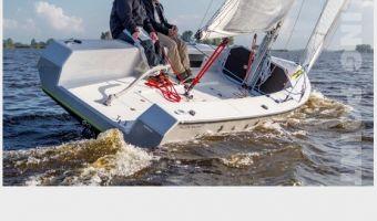 Открытая парусная лодка Falcon 22 Racing для продажи