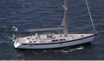 Sejl Yacht Hallberg-rassy 55 til salg