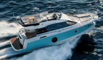 Motoryacht Monte Carlo 4 in vendita